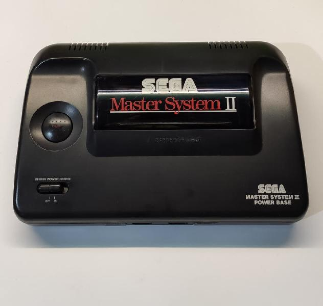 Máster system ii
