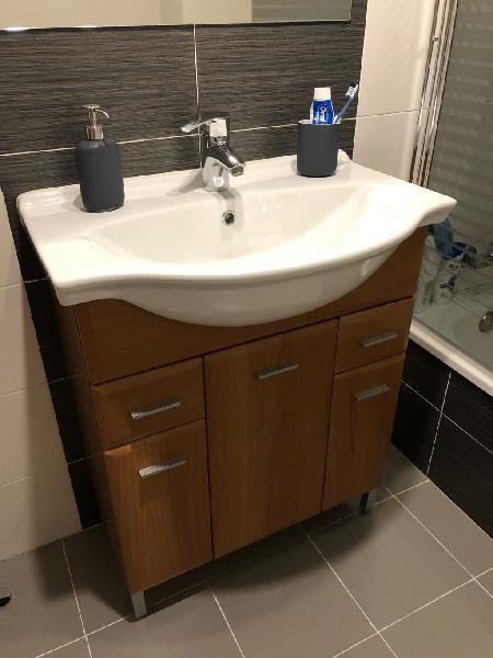 Mueble baño completo 75cm por 80€ negociables