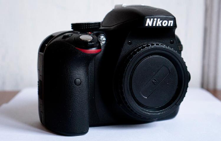 Nikon d3300. la mejor cámara dslr precio/calidad.