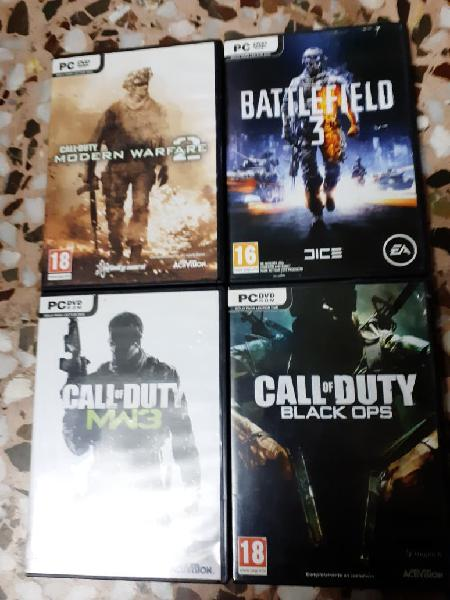 Pack call of duty pc