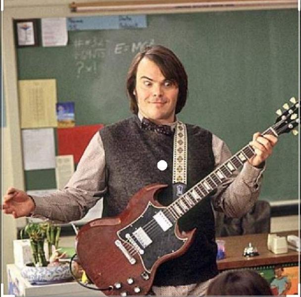 Profesor de guitarra / guitar teacher