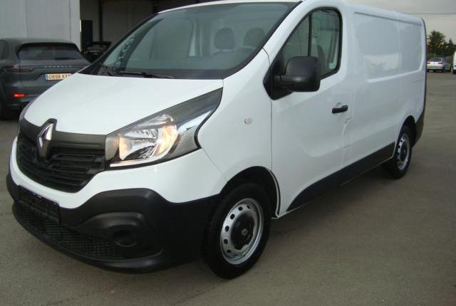 Renault trafic furgon 1.6 cdi 90 cv.