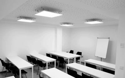 Sala aula para formación en castellón