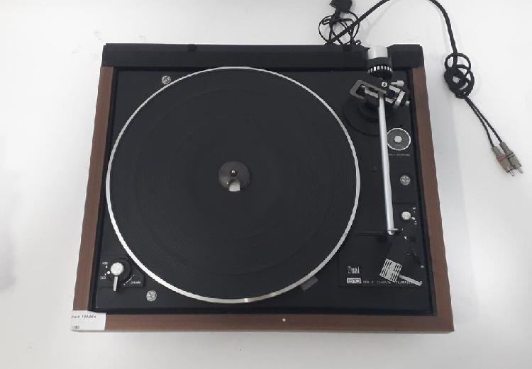 Tocadiscos vintage dual 510