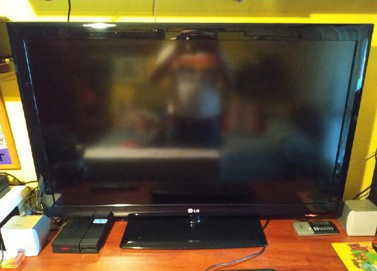 Televisión lg 42'' lcd fhd