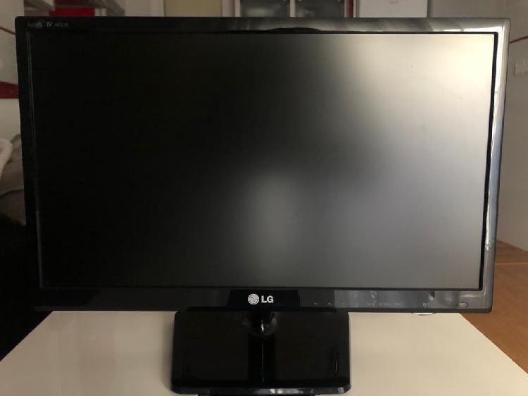 "Televisor/monitor lg 22"""