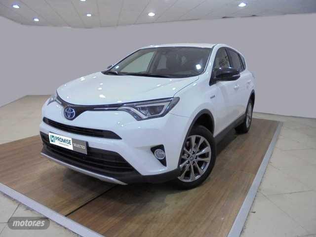 Toyota rav 4 2.5 hybrid advance 4wd aut. de 2017 con 92.581