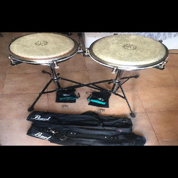 """Travel congas """"pearl"""""""