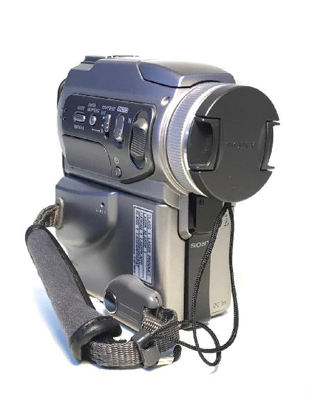 Vídeo cámara sony dcr-pc-120e mini dv