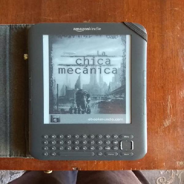 Ebook kindle keyboard 3g