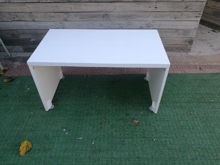 escritorio blanco niño IKEA