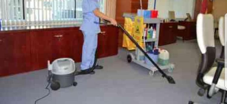 Limpiezas de pisos oficinas locales