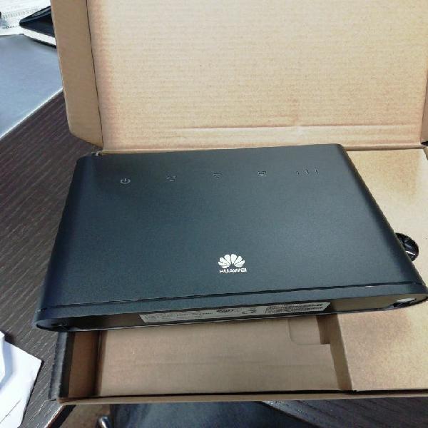 Modem router 4g lte huawei b310 (casi nuevo)