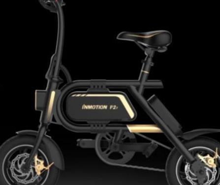 Bicicleta electrica inmotion e-bike p2f, est...