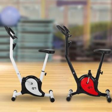 Bicicleta spinning. bicicleta estática