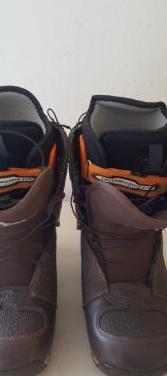 Botas snowboard burton .talla 40.5