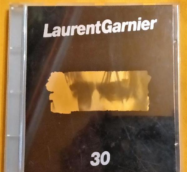 Cd laurent garnier – 30, españa 1997, so dens –