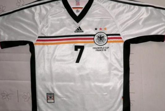 Camiseta fútbol alemania adidas moller