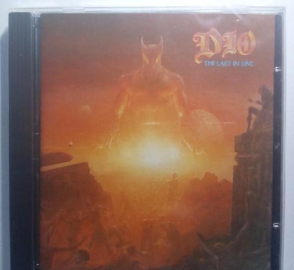 Dio - the last in line - cd - vertigo - precintado