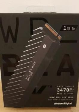 Disco duro ssd m.2 western digital 1tb