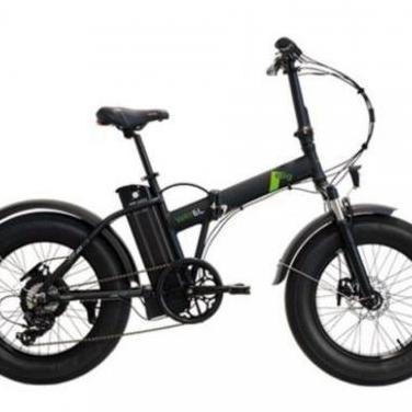 Fatbike bicicleta eléctrica plegable ebig, n...