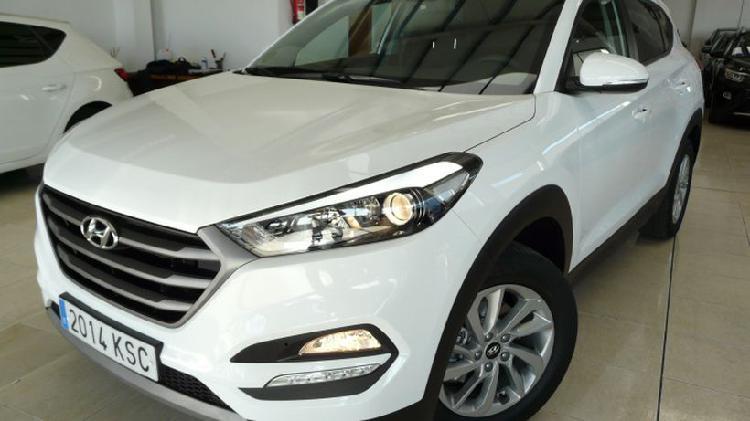 Hyundai tucson 1.7crdi bd link 4x2 115