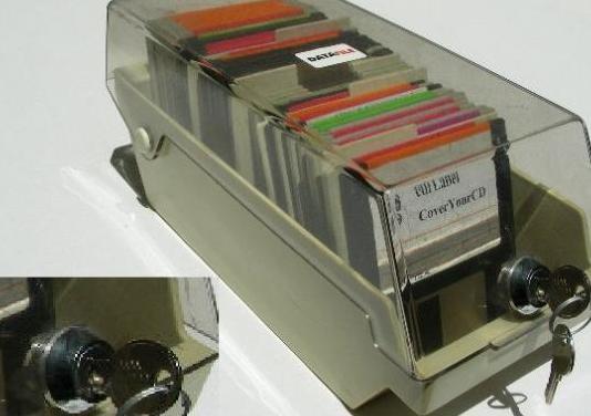 Informatica. archivador de disquetes