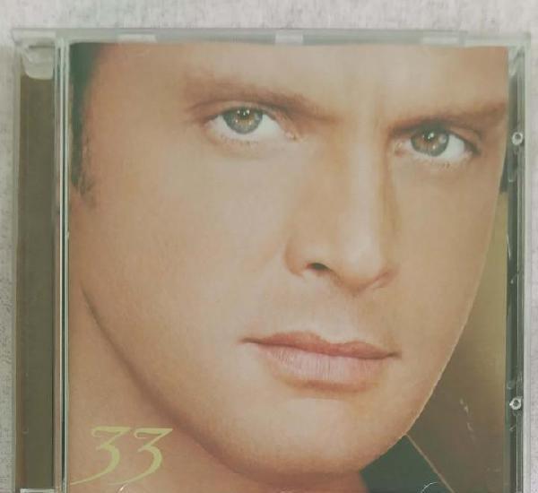 Luis miguel (33) cd 2003 argentina
