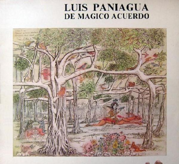 Luis paniagua - de mágico acuerdo - lp (nuevos medios,