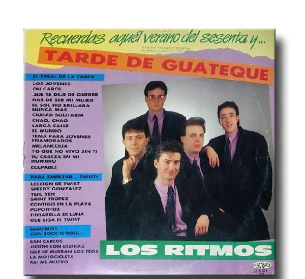 Los ritmos - tarde de guateque