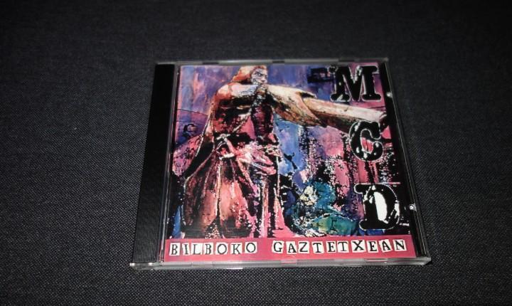 M.c.d. bilboko gaztetxean cd