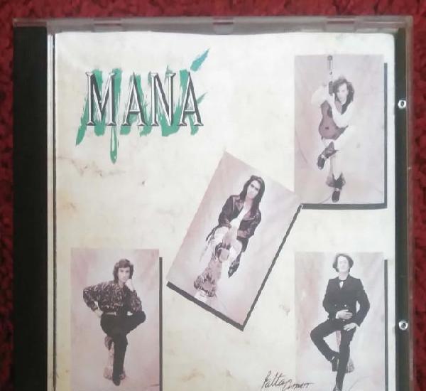 Mana (falta amor) cd 1990