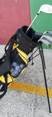 Medio juego palos golf mitsushiba
