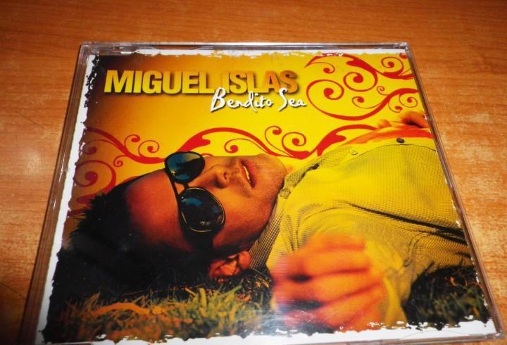 Miguel islas bendito sea cd single promo del año 2006