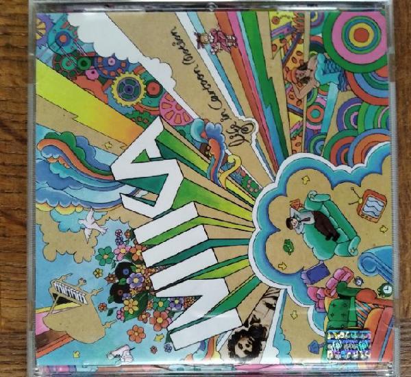 Mika - life in cartoon motion - cd -