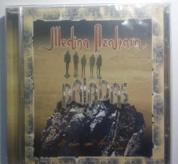 Medina azahara - baladas - cd 1999 - avispa - precintado