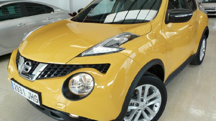 Nissan juke 1.2 dig-t acenta 4x2 115