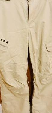 Pantalón de snow burton