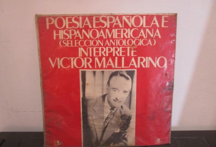 Poesia española e hispanoamericana antologica victor
