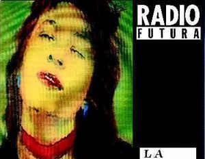 Radio futura, la negra flor / paseo con la negra flor,