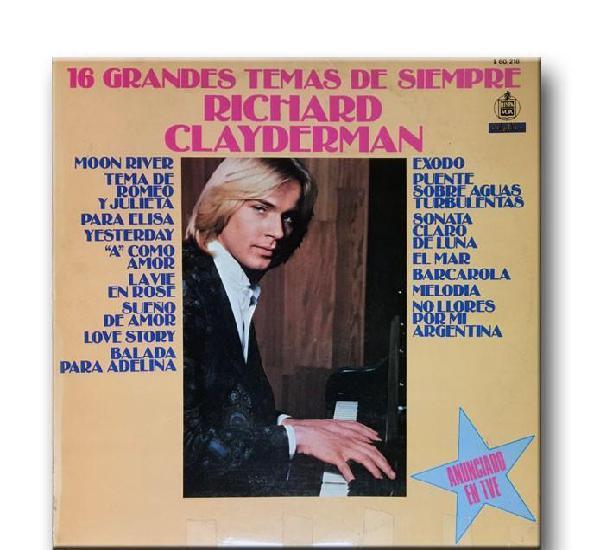 Richard clayderman - 16 grandes temas de siempre