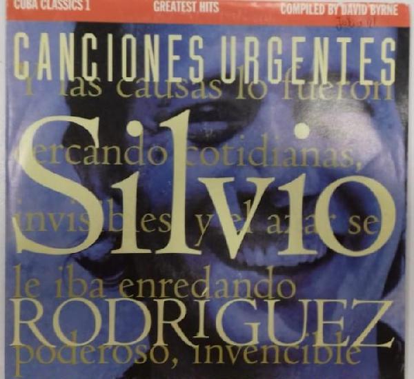 Silvio rodriguez - canciones urgentes los grandes exitos sg