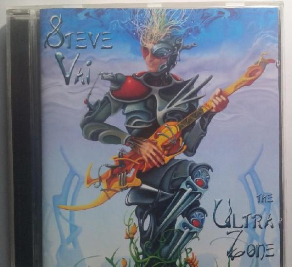 Steve vai - the ultra zone - cd - epic
