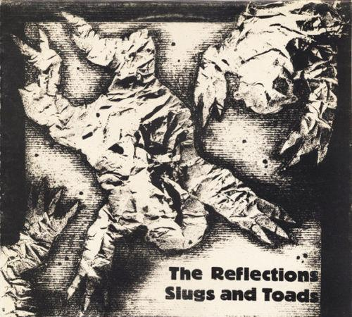 The reflections slugs and toads lp. vinilisssimo post punk