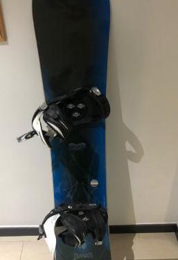Tabla snow board burton