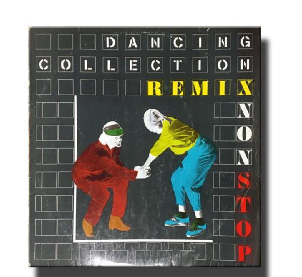 V/a - dancing collection non stop remixes