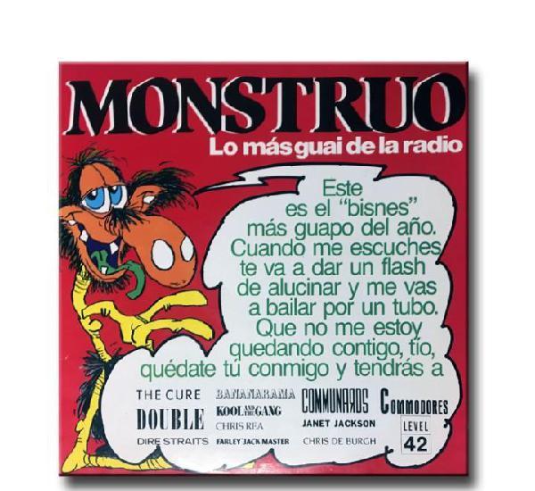 V/a - monstruo (lo más guai de la radio)