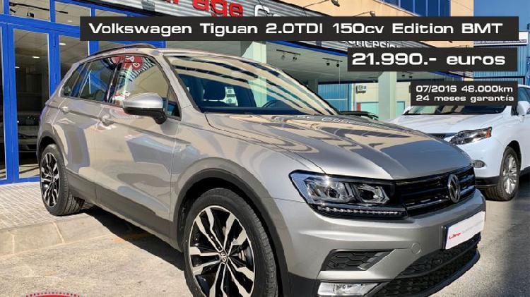 Volkswagen tiguan 2.0tdi bmt t1 4x2 150