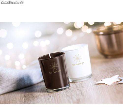 "Vela aromática de cristal ""candle"""