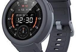 Xiaomi amazfit verge reloj deportivo negro